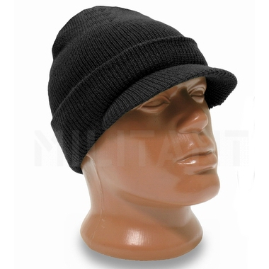 Шапка G.I. Jeep Cap Original, Black