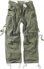 Брюки Vintage Fatigues Trousers Olive